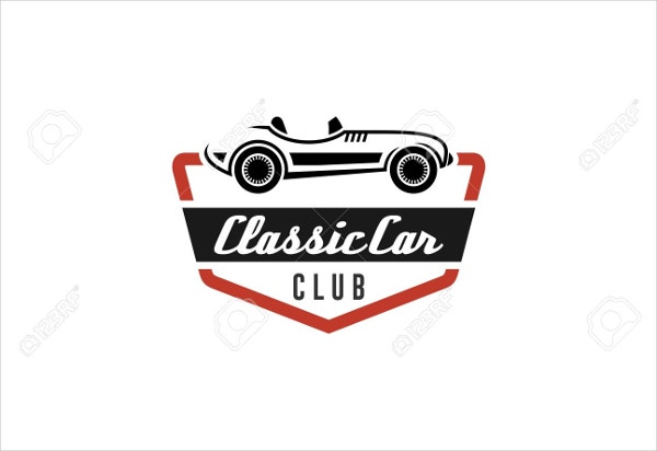vintage luxury car logo