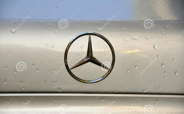 vintage car manufacturing logo