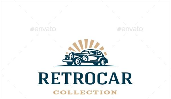 vintage car company logo1