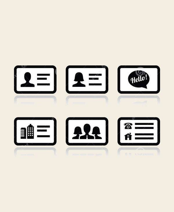flat-business-card-icons