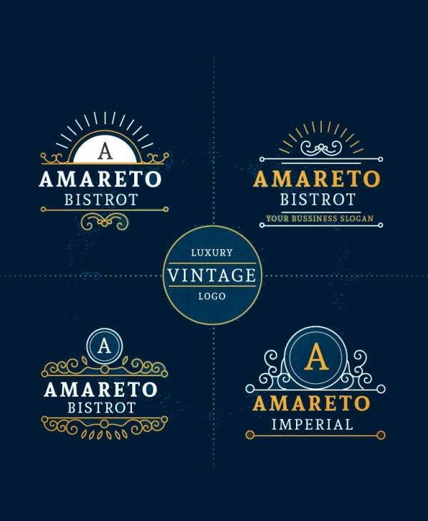 luxury-vintage-business-logo