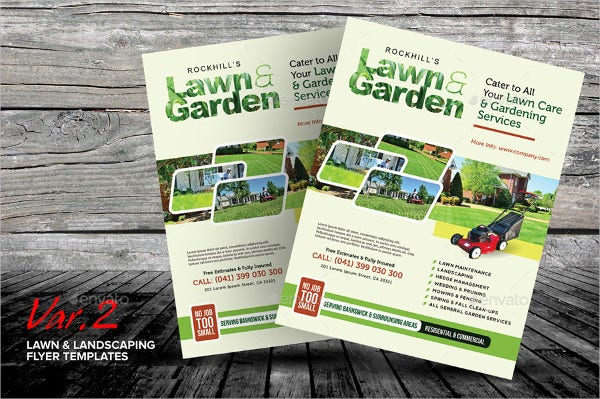 lawn and landscaping flyer2