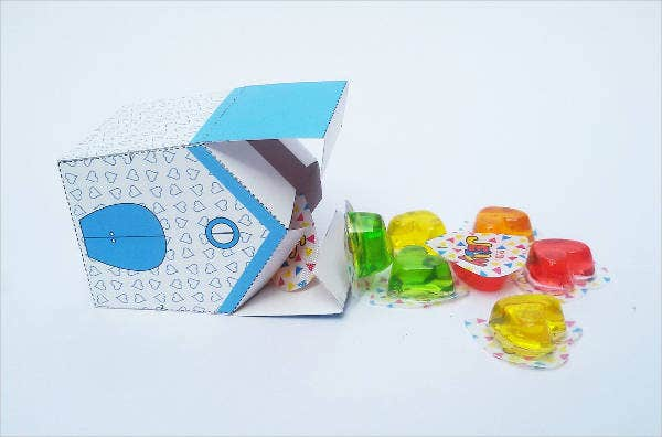 diy candy box packaging1