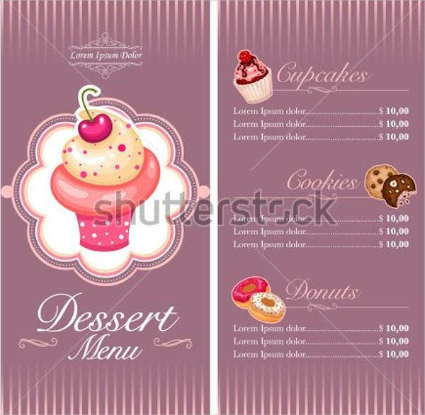 small-restaurant-cake-menu-design