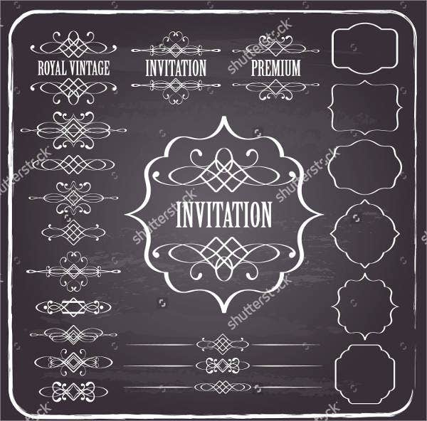 chalkboard-restaurant-wedding-menu-template