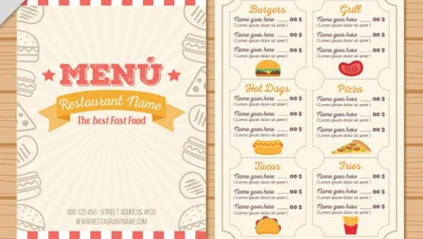 smallrestaurantmenutemplates