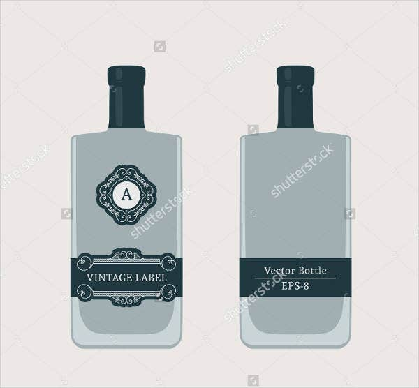 vintage-bottle-wrapper-template