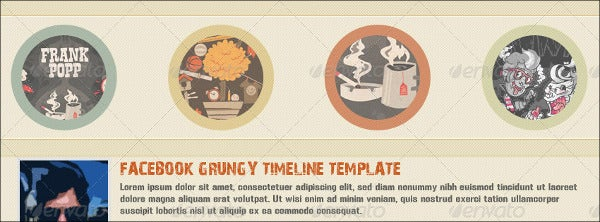 vintage-timeline-cover-template