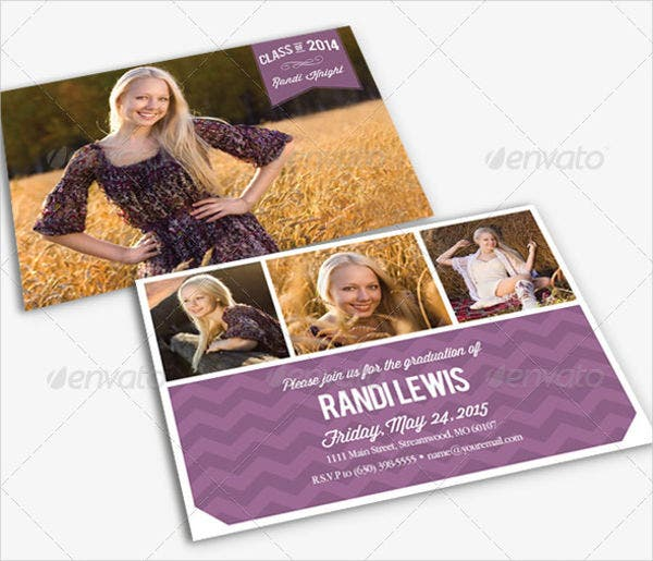 8 graduation invitation postcards designs templates free rustic graduation invitation postcard filmwisefo