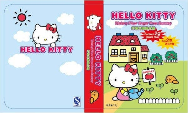 hello-kitty-gift-wrapper-template