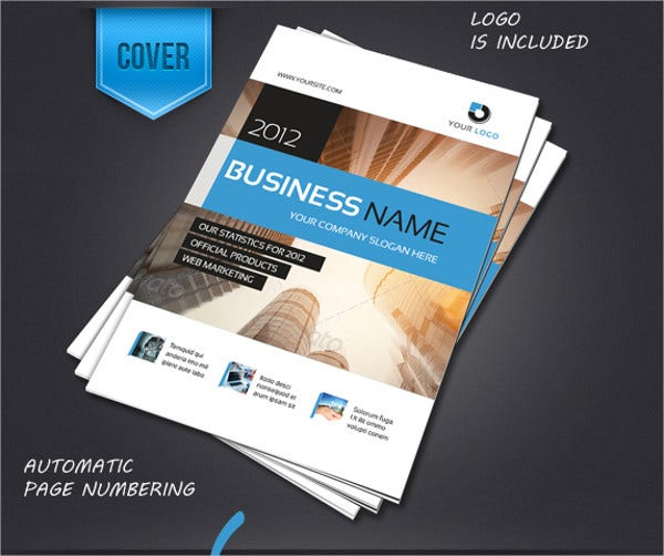 a4 business marketing brochure1
