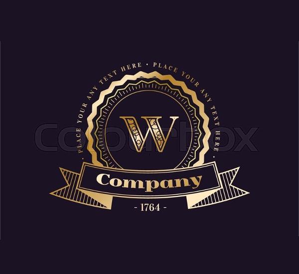 vintage-company-brand-logo