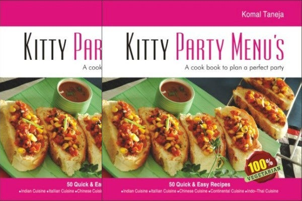 hello kitty birthday party menu design
