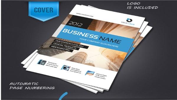 business marketing brochures