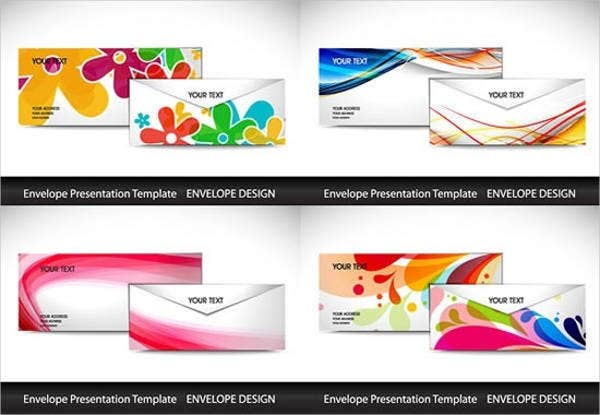 Envelope Cover Templates - 9+ PSD, EPS, Word Format Download | Free ...