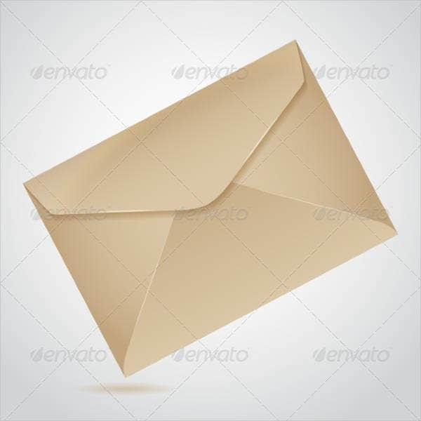 envelope-post-cover-template