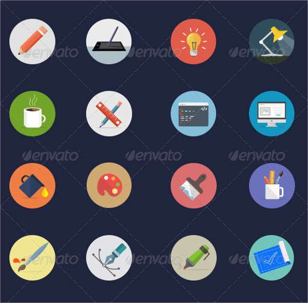Android App Icons for Mac