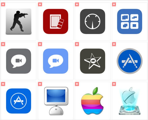 Custom Mac App Icons