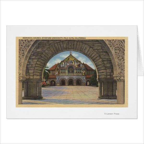 church-memorial-greeting-card