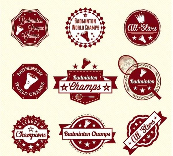 Free Vintage Sports Logos