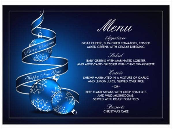 business-dinner-party-menu-template