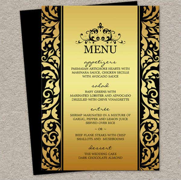 dinner-party-menu-card-template