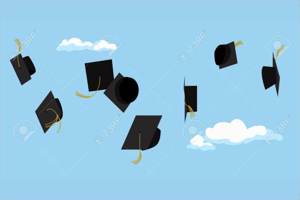 Cheap Graduation Party Banner