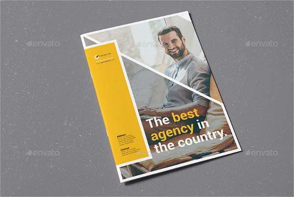 Corporate Management Brochures Design Templates Free - Property management brochure templates