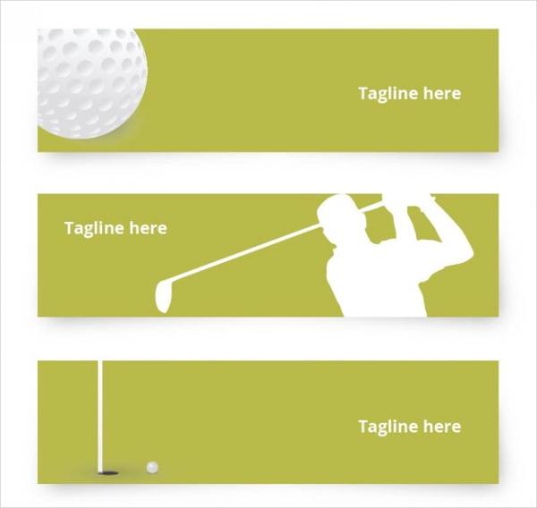 golf-pop-up-advertising-banner