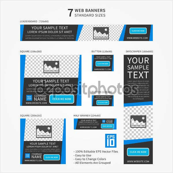 9 Pop Up Advertising Banners Designs