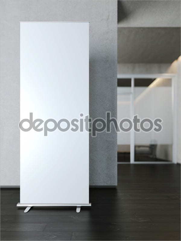 blank-pop-up-advertising-banner
