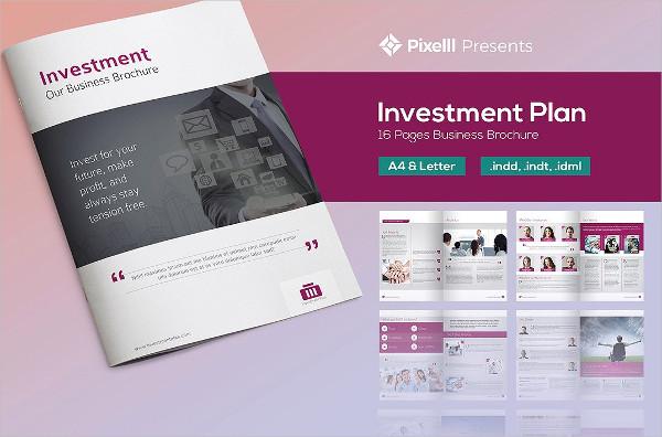 corporate investement management brochure