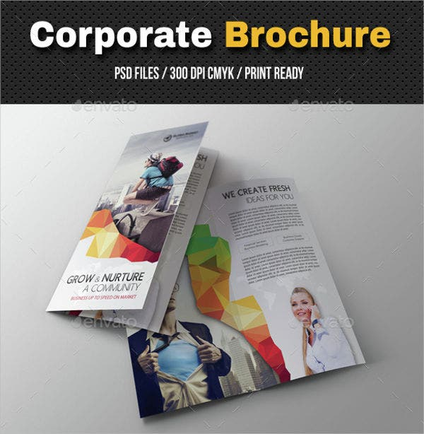 corporate-management-bifold-brochure