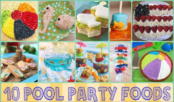 pool-party-food-menu-template