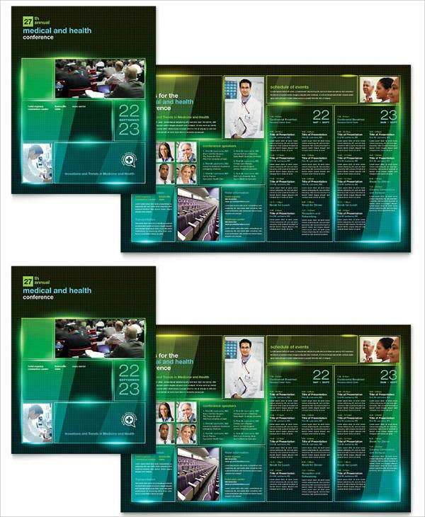 conference-event-company-brochure