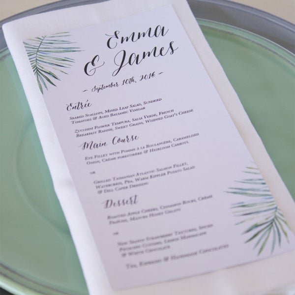 diy-engagement-party-menu-template
