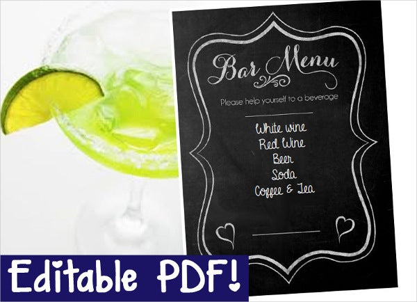 engagement-party-chalkboard-menu-template