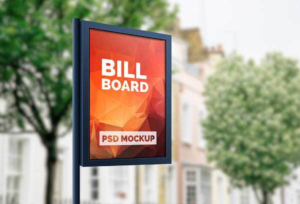 outdoor advertising billboard mockup1