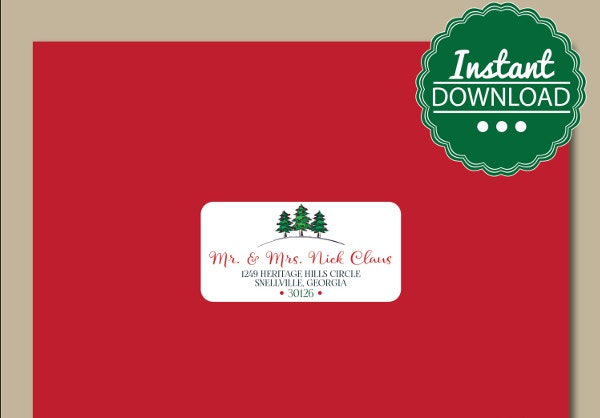 address-label-for-envelope-template