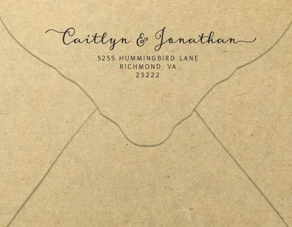 returning-address-envelope-template