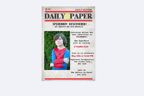 birthday-announcement-newspaper-template