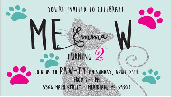 kittypartyinvitations
