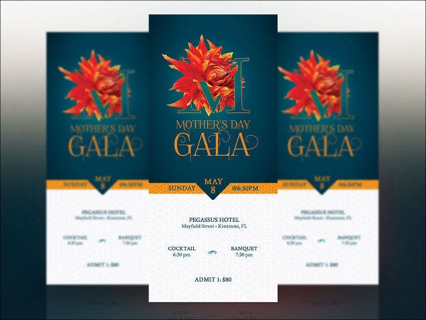 10 Banquet Ticket Templates Psd Ai Word Free Premium Templates