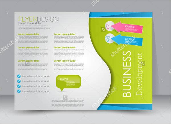 Green Landscape Brochure