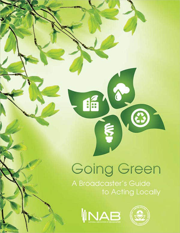 Go Green Brochure