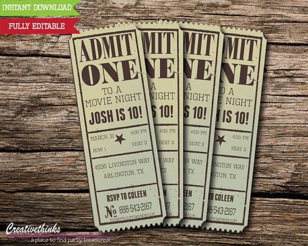 fully-editable-ticket-envelope-template
