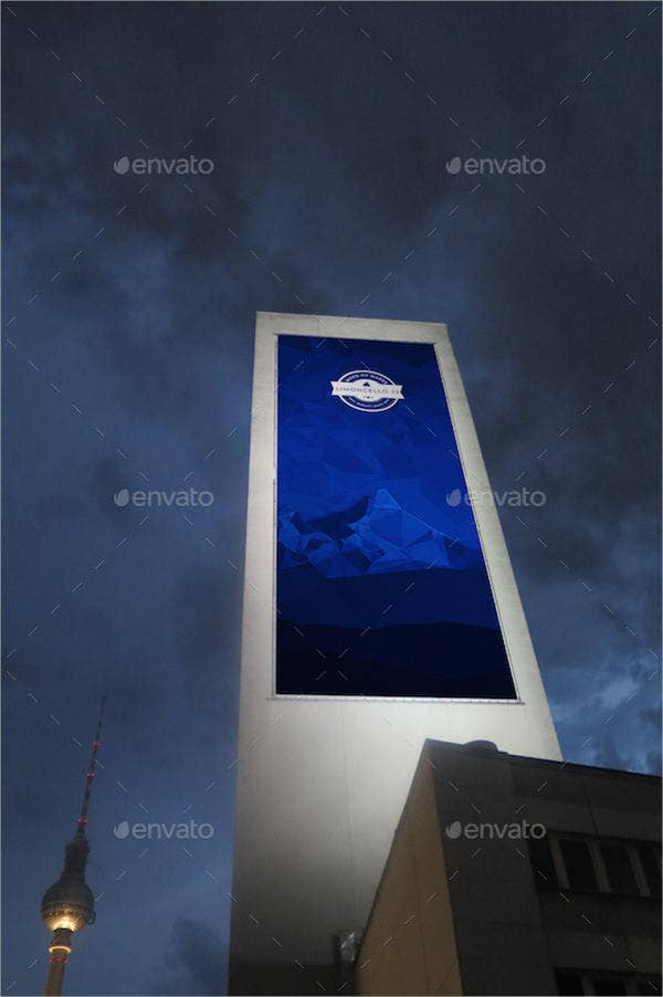 giant-vertical-billboard-mockup