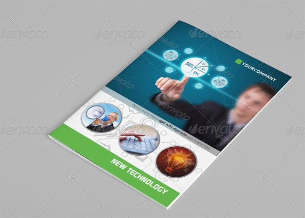business and technology brochure