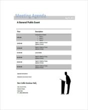 free-conference-agenda-template