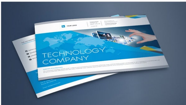 15  technology brochures